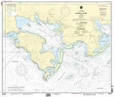 NOAA Chart West Indies - Isla de Culebra -Ensenada Honda 13th Edition 25654