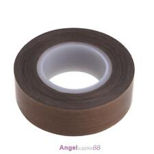PTFE Coated Fiberglass Fabric With Silicone Adhesive Tape 19mm*10M