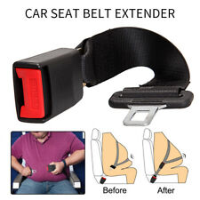 UK STOCK Car Universal Safety Seat Belt Extender Extension Support Buckle Lock