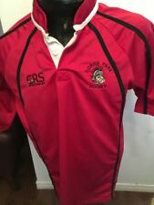 Adult Rugby Jersey Short Sleeve L Lorne Park Rugby #35