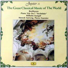 KEMPFF-SZERYNG-FOURNIER / Beethoven Archduke Trio / DG 415 738-1