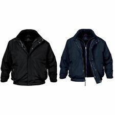 Nylon Zip Collared Other Men's Jackets