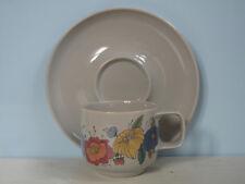 2 teiliges Kaffeegedeck Tasse mit Untertasse von Rosenthal Favo Lifetime
