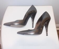 """ Nina "" Designer leather shoes, Made in Italy, size EU-37 , US-6.5"