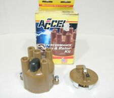 ACCEL DIST CAP + ROTOR 8327 4CYL 1981-84 PLYMOUTH 82-84 DODGE 82-84 CHRYSLER NEW