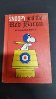 1966 First Edition 1st Print Snoopy And The Red Baron by CHARLES M. SCHULZ HC