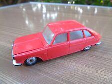 Norev France Ancienne voiture miniature Renault 16 N°3 1/43 D'origine Plastique