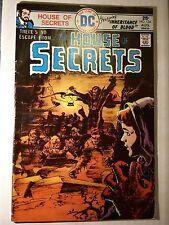 DC The House of Secrets #134! Aug 1975