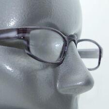 wide reading glasses 125 lens purple swirl statement drama frame - Wide Frame Reading Glasses