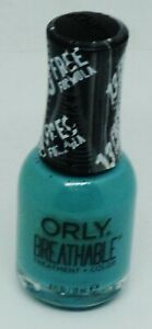 ORLY Breathable Nail Polish / Treatment + Color Nail Lacquer DE TOX MY SOCKS OFF