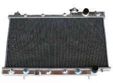 2 ROW Performance Aluminum Radiator fit for 1997-2001 Honda CR-V CRV AT MT New