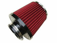 SAAS Performance Pod Air Filter 76mm Inlet [Colour: Chrome]