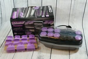 Conair Xtreme Instant Heat w/ 12 Ceramic Jumbo and Super Jumbo Rollers