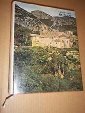 """LANGUEDOC ROMAN"" (1975) EDIT. ZODIAQUE / ART ROMAN"