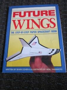 Make Paper Flying Crafts Space Craft Vehicles Instructions Airplane-like Rockets