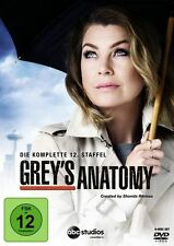 Grey's Anatomy / Greys Anatomy - Komplette 12. Staffel - NEU & OVP - VÖ: 05.01.