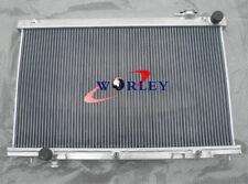 FOR 2003-2007 INFINITI G35 G 35 3.5L COUPE SEDAN ALUMINUM RADIATOR