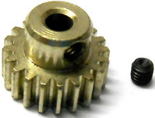 td10023 0.6 Módulo 0.6m M 25t 25 dientes piñón diferencial del motor PLATA