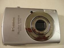 Used Canon Poweshot SD870 Digital Camera IXUS 860
