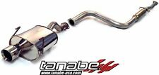 TANABE T70007 MEDALION TOURING EXHAUST fits 1993-1995 Honda Del Sol