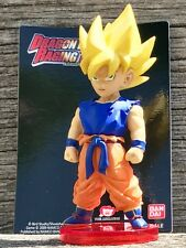 "RARE Original SSJ 3"" SonGoku Figure Dragon Ball Z Raging Blast Namco Bandai Toei"
