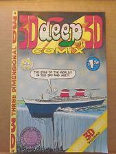 Deep 3D Comix #1