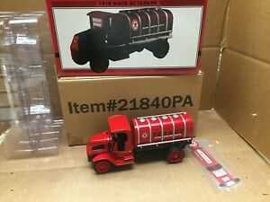 TEXACO 1/32 1:32 DIE-CAST SCALE 1918 MACK TANKER DELIVERY TRUCK 2007 MINT IN BOX