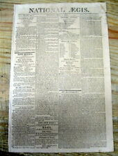 <2 1810 newspapers FEDERAL POST OFFICE Founded WASHINGTON DC USPS Postal Service