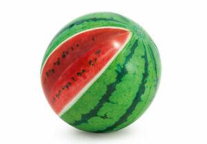 Intex Balle pour Piscine Melon Ballon de Plage à Gonfler Beachball Jouet le Bain