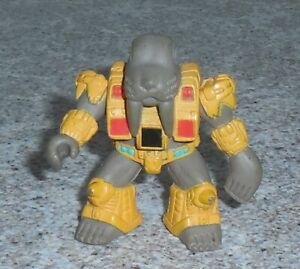 Bataille Beasts Wolfgang Morses Vintage 1987 non Peint Défenses Figurine