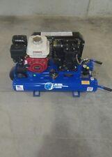 New listing Jair Gas Air Compressor 9 Gal. Tank 5.5 Hp