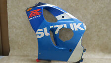 OEM 1998 Suzuki GSXR600 GSXR750 Left Side Plastic Fairing Used