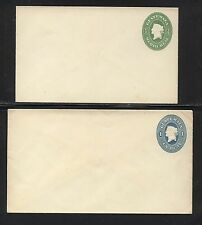 Guatelmala 2 early postal envelopes Mm0121