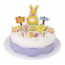 Pasqua DECORAZIONE TORTA KIT-POP TOPS CARTA-DECORAZIONI PER TORTA