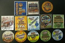 SHMALTZ BREWING CO hebrew he'brew 13 STICKER PACK LOT decal craft beer brewery