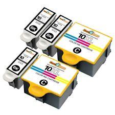 5 Pack 10 XL Ink Cartridges For Kodak ESP 5210 7250 3250 5250 9 5 7 9250 Printer