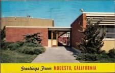 (sp2) Modesto CA: El Vista Elementary School