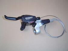 Shimano Deore dual-control! frena-Mango de conmutación st-m535 negro/plata izquierda! nuevo!