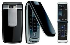 Original Nokia 6600 Fold Mobile Phone Black Unlocked Mobile Phone Free Shipping