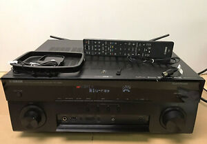 Yamaha AVENTAGE RX-A880 7.2-channel Home Theater Receiver Wi-Fi, Bluetooth