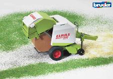 BRUDER® 02121 Claas Rollant 250 Rundballenpresse, Neuware