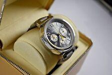Louis Vuitton Tambour Automatic Chronograph Q1120 Mens Wrist Watch w/Box lot.50