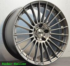 4x Neu AEZ Valencia Alufelgen 9,5 x 19 Zoll BMW 5er E60 7er E65 F01 6er F1