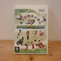Sports Island Nintendo Wii Video Game Boxed With Manual Complete