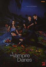 THE VAMPIRE DIARIES - A3 Poster (42 x 28 cm) - Paul Wesley Nina Dobrev Clippings