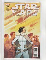 Star Wars #44 NM- 9.2 Marvel Comics Luke Leia Han Solo Darth Vader 2018