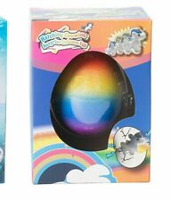 Set Of 2 Surprise Growing Unicorn Hatching Rainbow Egg Kids Toys,Assorted Colors