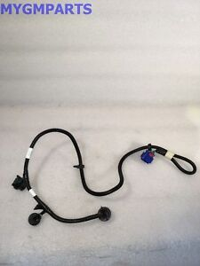 CHEVY SILVERADO DRIVERS SIDE TAIL LIGHT LAMP WIRING HARNESS 2014-2015  23141278