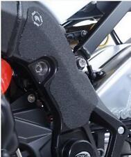 R&G 2 piezas Kit de marco negro Protector de Arranque para BMW S1000RR, 2015 a 2018