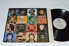 THE WHO Face Dances LP 1981 Warner Bros Canada XHS-3516 Rock Vinyl VG+/VG